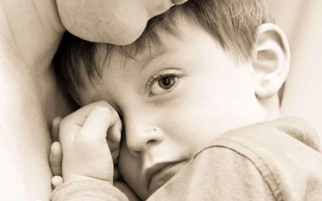 Le principe de la maman baleine pour calmer son enfant.