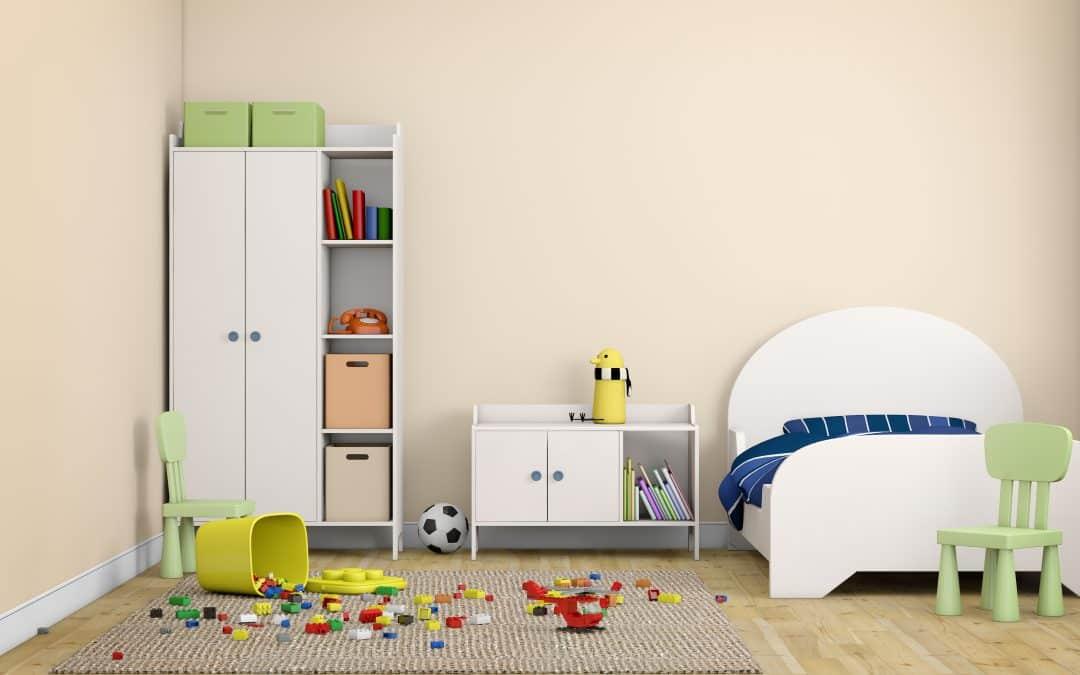 Des jouets partout : quels sont les effets sur les enfants ?