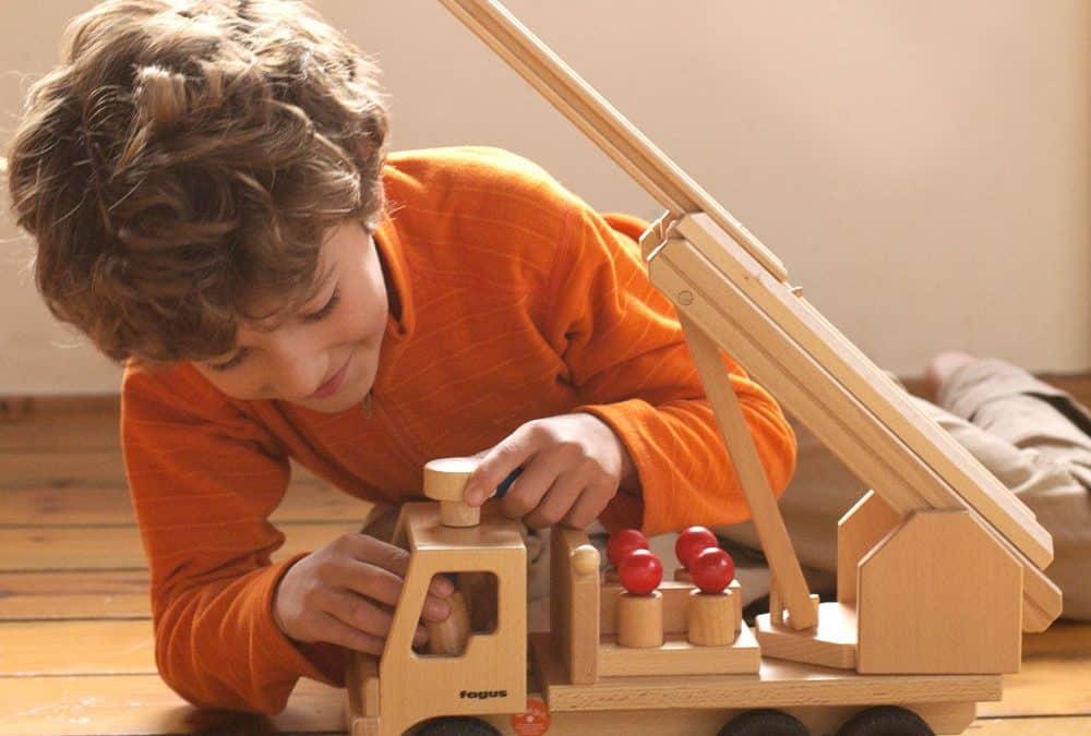 40 toutous, 4 camions… Les jouets qui se multiplient.