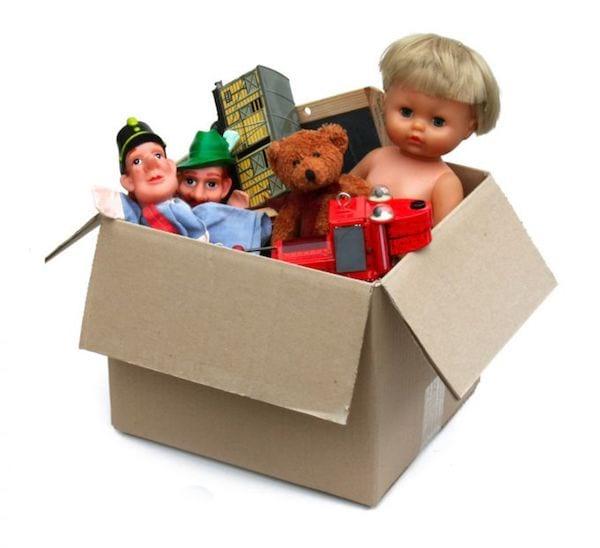 10 avantages au minimalisme des jouets